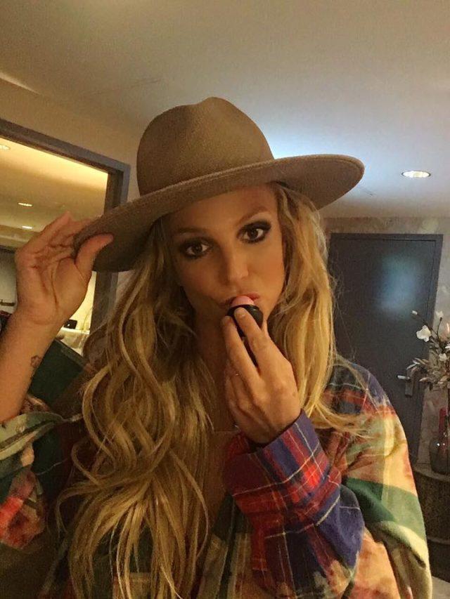 Britney Spears geht neue Wege (Foto: Facebook)
