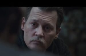 Johnny Depp in City of Lies (Trailer-Screenshot)