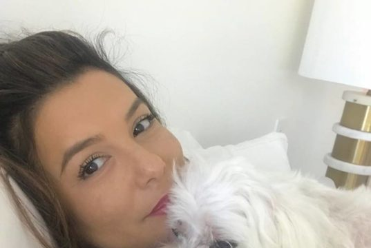 Eva Longoria ist Mama geworden (Quelle: Facebook)