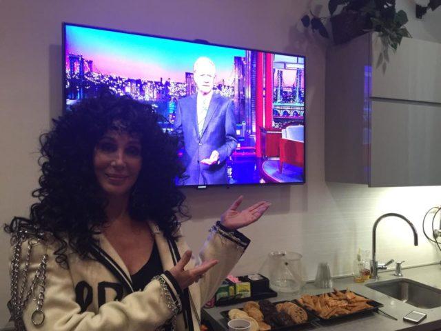Cher (@cher/Facebook.com)