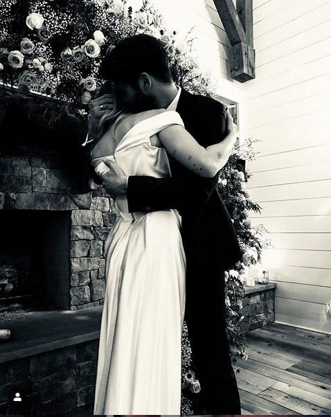 Miley & Liam: Hochzeit!! (mileycyrus/Instagram)