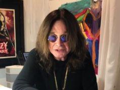 Ozzy Osbourne (ozzyosbourne/Instagram)