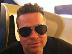 Brad Pitt aauf Tinder? (bradpittoffcial/Instagram)