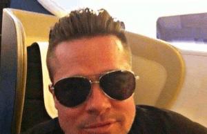 Ärgert Brad Pitt jetzt Angelina Jolie? (bradpittoffcial/Instagram)