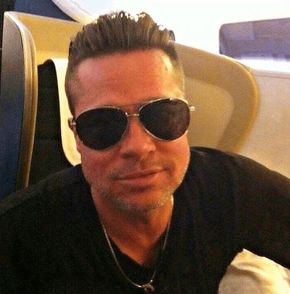 Brad Pitt macht Schluss? (bradpittoffcial/Instagram)