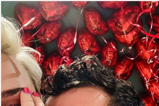Katy Perry & Orlando Bloom trauen sich! (katyperry/Instagram)