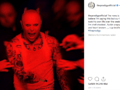 Keith Flint ist tot! (theprodigyofficial/Instagram)