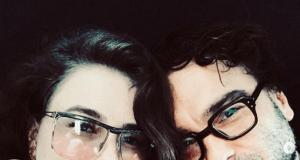 Johnny Galecki & Alaina Meyer (sanctionedjohnnygalecki/Instagram)