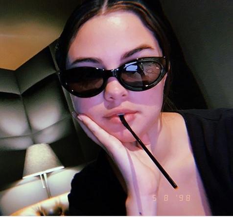 Selena Gomez macht neue Musik (selenagomez/Instagram)