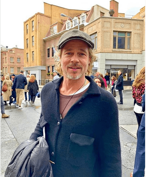 Brad Pitt (bradpittoffcial/Instagram)