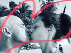 Eros Ramazzotti & Marica Pellegrinelli (ramazzotti_eros/Instagram)