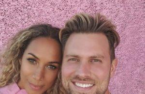 Leona Lewis & Dennis (dennisjauch/Instagram) Jauch