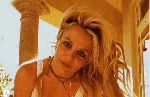 Britney Spears hat einen neuen Vormund (britneyspears/Instagram)