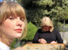 Taylor Swift und ihre Mama Andrea (taylorswift/Instagram)