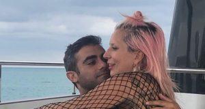 Lady Gaga ist frisch verliebt (ladygaga/Instagram)